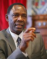 Dr. Richard Nchabi Kamwi
